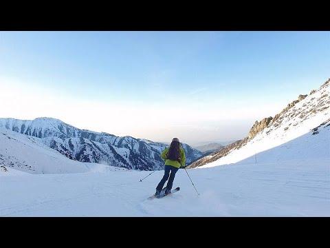 Redécouvrez les sports d'hiver à Shymbulak au Kazakhstan