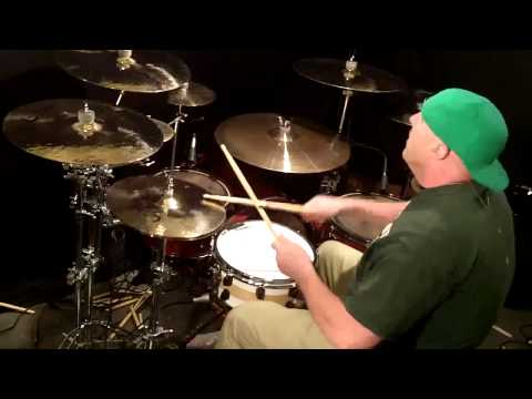 Mr. Big - Addicted To That Rush [Drum...