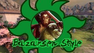 🙊 Bazarsen Style — Dota 2 Monkey King  Movie by Kaccel