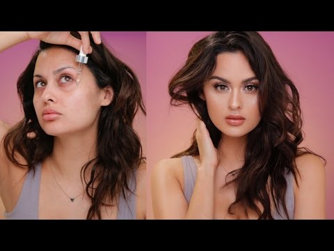 Fresh Face Natural Glowing Makeup Tutorial