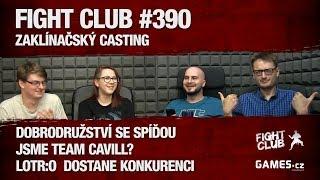 Fight Club #390: Zaklínačský casting