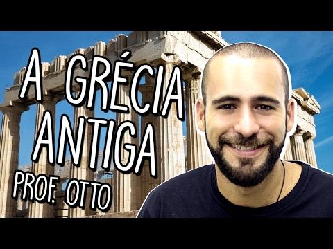 A Grécia Antiga: o berço da ciência e da democracia - História - Prof. Otto Barreto