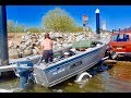 Fishing The Dream  ---- Overnight Boat Camping