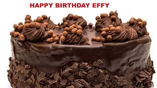 Effy - Cakes Pasteles_1122 - Happy Birthday