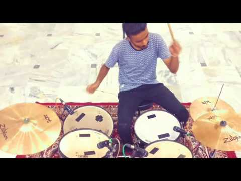 You Call Me Beautiful - Planetshakers (Drum cover by VR)