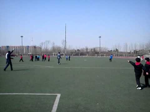 Northeast Yucai School - Shenyang Kids Football.mov