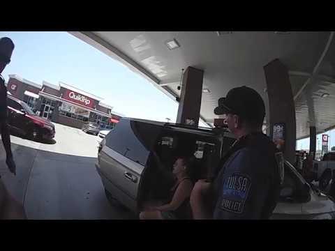 Tulsa Police Release Body Cam Footage of July 3 QuikTrip