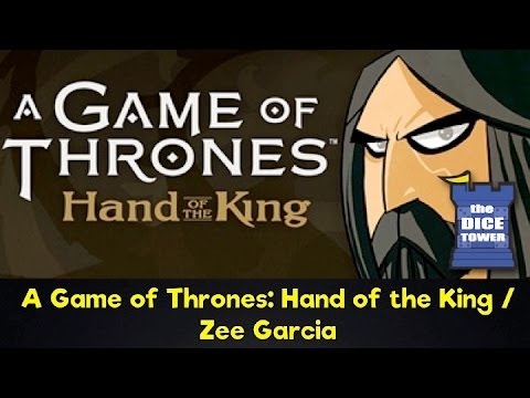 A Game of Thrones: Hand of the King Review - with Zee Garcia