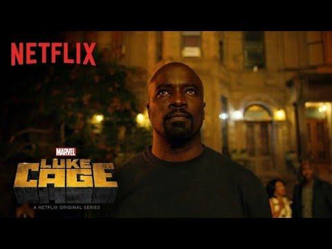 Marvel's Luke Cage - Season 2 2018 Official Trailer Netflix Full-HD