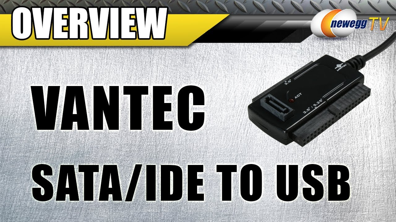 VANTEC SATA IDE TO USB 2.0 ADAPTER DRIVERS WINDOWS XP