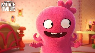 UGLY DOLLS International Trailer NEW (2019) - Nick Jonas, Kelly Clarkson Animated Movie
