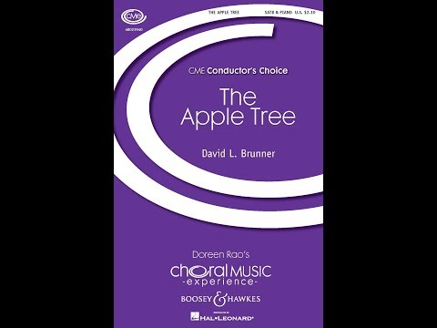 The Apple Tree - by David L. Brunner