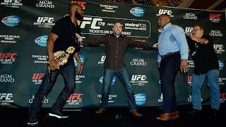 UFC Presenta, Mala Sangre: Jones vs. Cormier