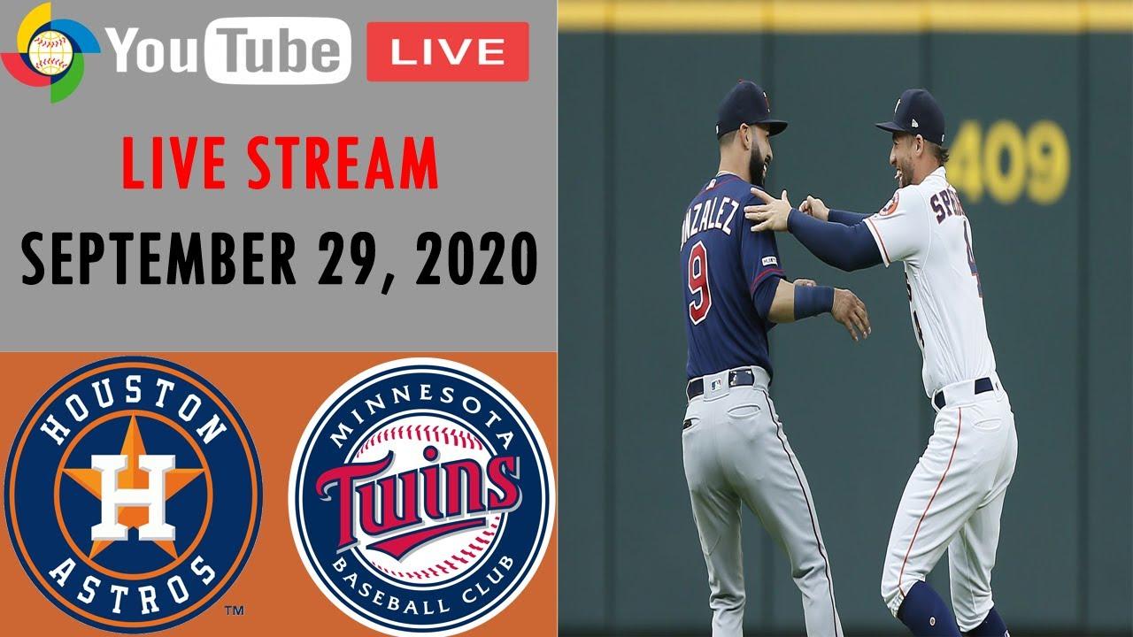 Astros vs. Twins - Game Recap - September 29, 2020 - ESPN
