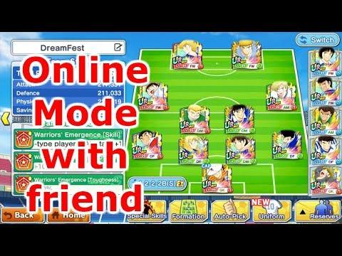 ea21ea022d9 Captain Tsubasa  Dream Team - Online mode account closed (~700k power)