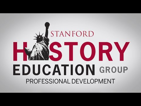 Professional Development   Stanford History Education Group