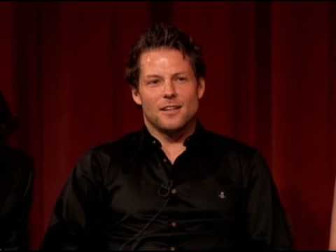 Battlestar Galactica - Jamie Bamber's Audition (Paley Center)