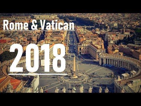 Rome and Vatican 2018 ✈// Rom und Vatikan 2018 ☼// Travel and Impressions