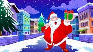 Watch Christmas Carols Santa Claus Is Coming To Town video