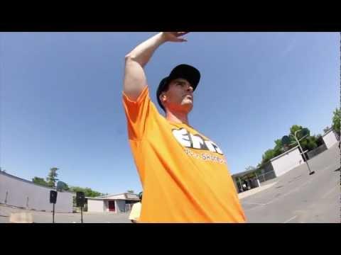 Epic Indoor Skatepark visits Glen Edwards Middle School