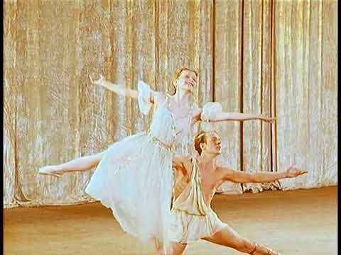 Балет Большого театра в Лондоне (1956)    Ballet of the Bolshoi Theater in London (1956)