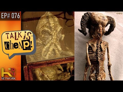 TALK IS CHEAP [Ep076] Merrylin Cryptid Museum
