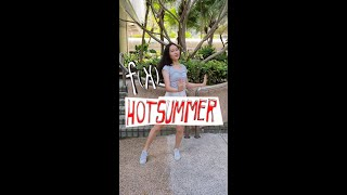 f(x) 에프엑스 - Hot Summer dance cover   댄스커버 dance cover #Short…