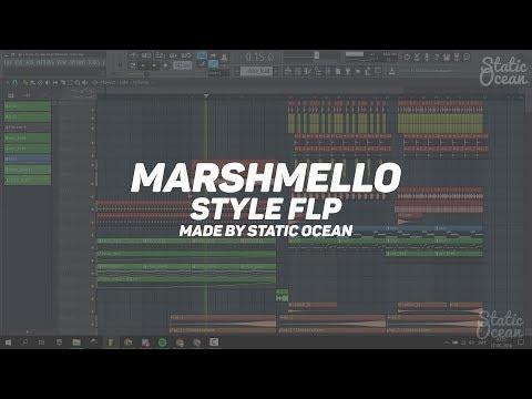 Marshmello Style FLP (Free Download (Static Ocean)