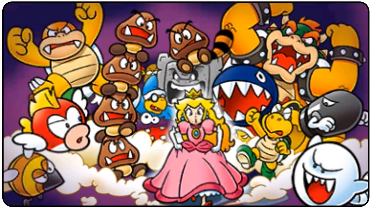 Mario 3d Wallpaper Super Mario 3d Land 100 Walkthrough World 7 7 1 7 2 7 3
