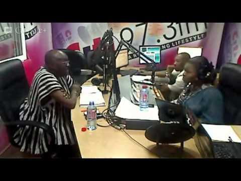 The Energy Debate: Kofi Adda vrs Inusah Fuseini