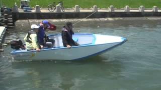 quickboats 摺疊船 快特船  2015.05.16試乘會