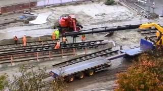 A4 aanleg tussen Schiedam en Delft 2013 November deel 31