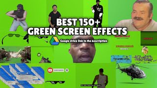 Best 150+ Green Screen Effects For Videos | Free Download by Lordsse