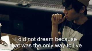 K.Will - Dream, englishs subs