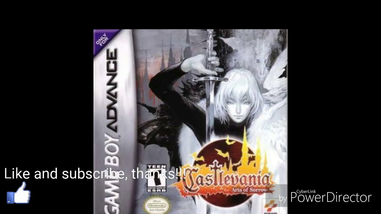 castlevania aria of sorrow download pc
