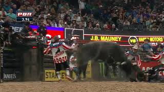 J.B. Mauney bucks off Hanna Motors Two Point Oh (PBR)