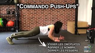 Core Training - Gainage antérieur