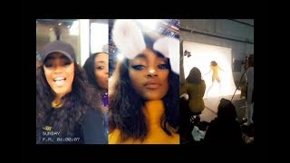 Go Behind the Scenes with Beychella Back-up Dancer!