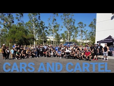 CARS AND CARTEL | CRAZY TURN OUT!!! | SICK WHIPS, BIG LIFTS AND THE HEAVY HITTERS | IRON ADDICTS