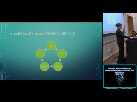 106 Building a Scalable Vulnerability Management Program for Effective Risk Management Katie Perry