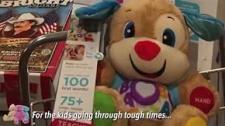 Bears, Blankets, and Books for Boston Children's Hospital - Albany NY - 4K