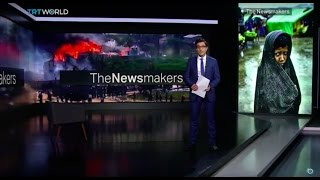 The Newsmakers: Exposing Rohingya Suffering And Ban Ki-moons Legacy