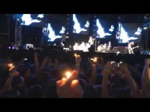 Red Hot Chili Peppers live in Kiev