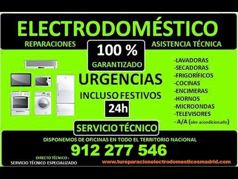 ST REPARACIÓN DE ELECTRODOMÉSTICOS MADRID