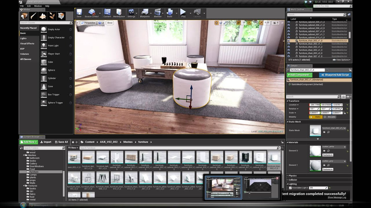 Seven pro tips that will improve your Unreal visualizations - Evermotion
