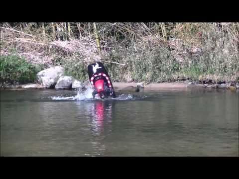2017 5 3 HIROSHIMA still water freestyle kayaking