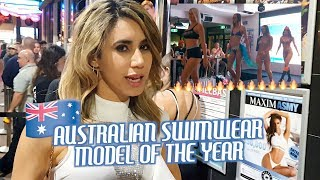 🇦🇺 Maxim Australian Swimwear Model of the Year 🔥 | Semi-Final Vlog