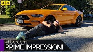 Ford Mustang 2018 | Agnellino o bestia da strada???
