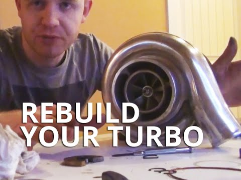 How to Rebuild Your Turbo!