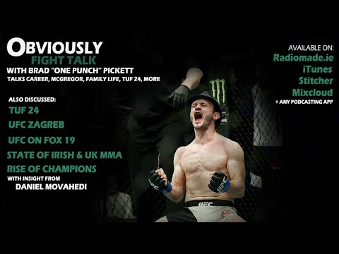 Brad Pickett on UFC 200: McGregor vs. Diaz, Says TUF 24 Winner Won't Get Title Shot, More